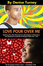 Love Pour Over Me book