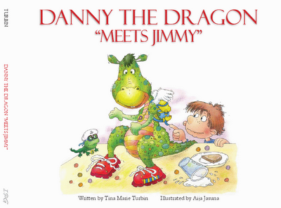 Danny the Dragon Tina Turbin Hollywood Writer