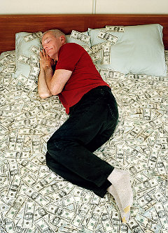 start earning money while you sleep