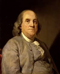 benjamin franklin starts daylight savings time
